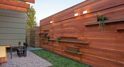 5 Creative Ideas For Your Backyard Fence