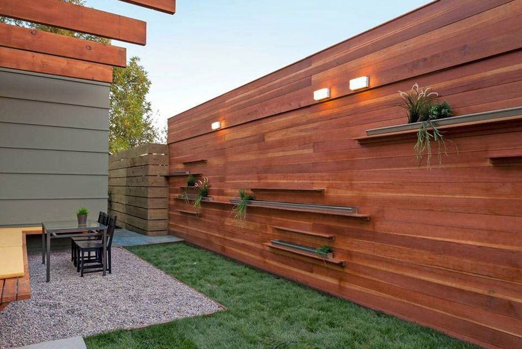 5 Creative Ideas For Your Backyard Fence, 5 Creative Ideas For Your Backyard Fence
