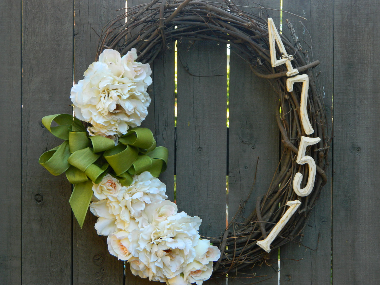 Decoration Ideas Great Picture Of Twig And Branch White Flower Outdoor Wreath For Front Doors As Accessories Door Design Id