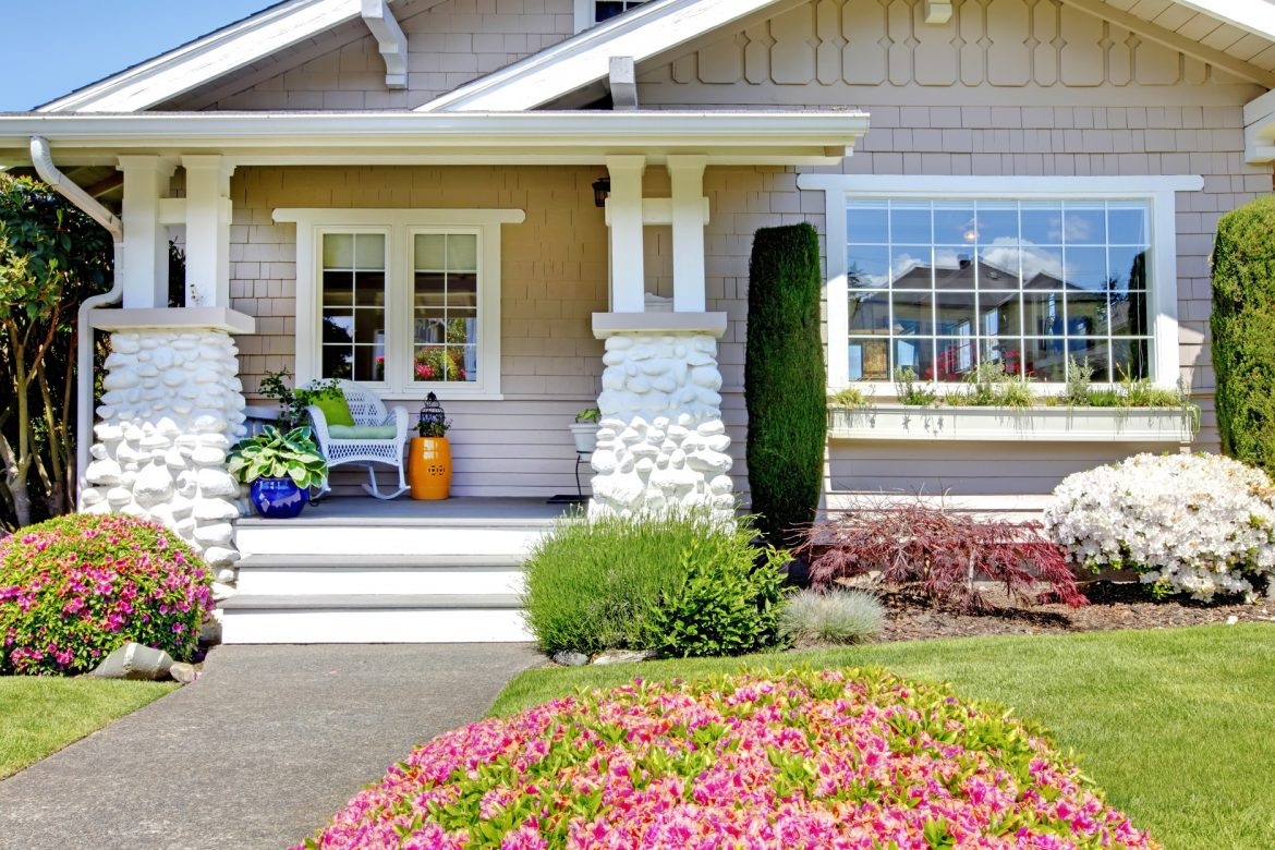 Increase Your Home Curb Appeal, Increase Your Home Curb Appeal For Less Than $100